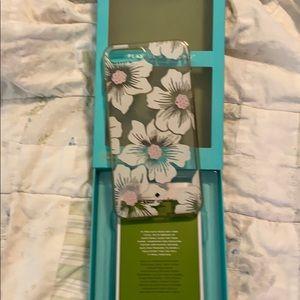 Kate spade hardshell phone  case iPhone 8 +7 +